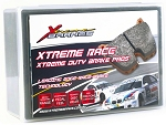 Xtreme Duty Race Brake Pads Product Photo